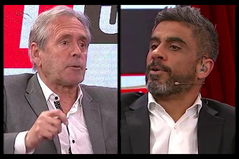 """El exabrupto del Cai Aimar contra Federico Bulos: """"¿Qué me contestás, b...?"""""""