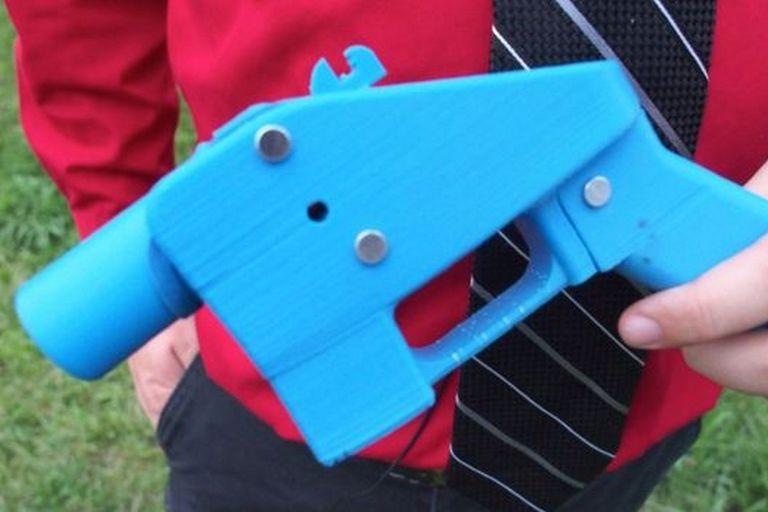 Los archivos digitales que explican cómo producir armas en impresoras 3D fueron descargados por miles de personas en 2013, antes de ser prohibidos por el gobierno