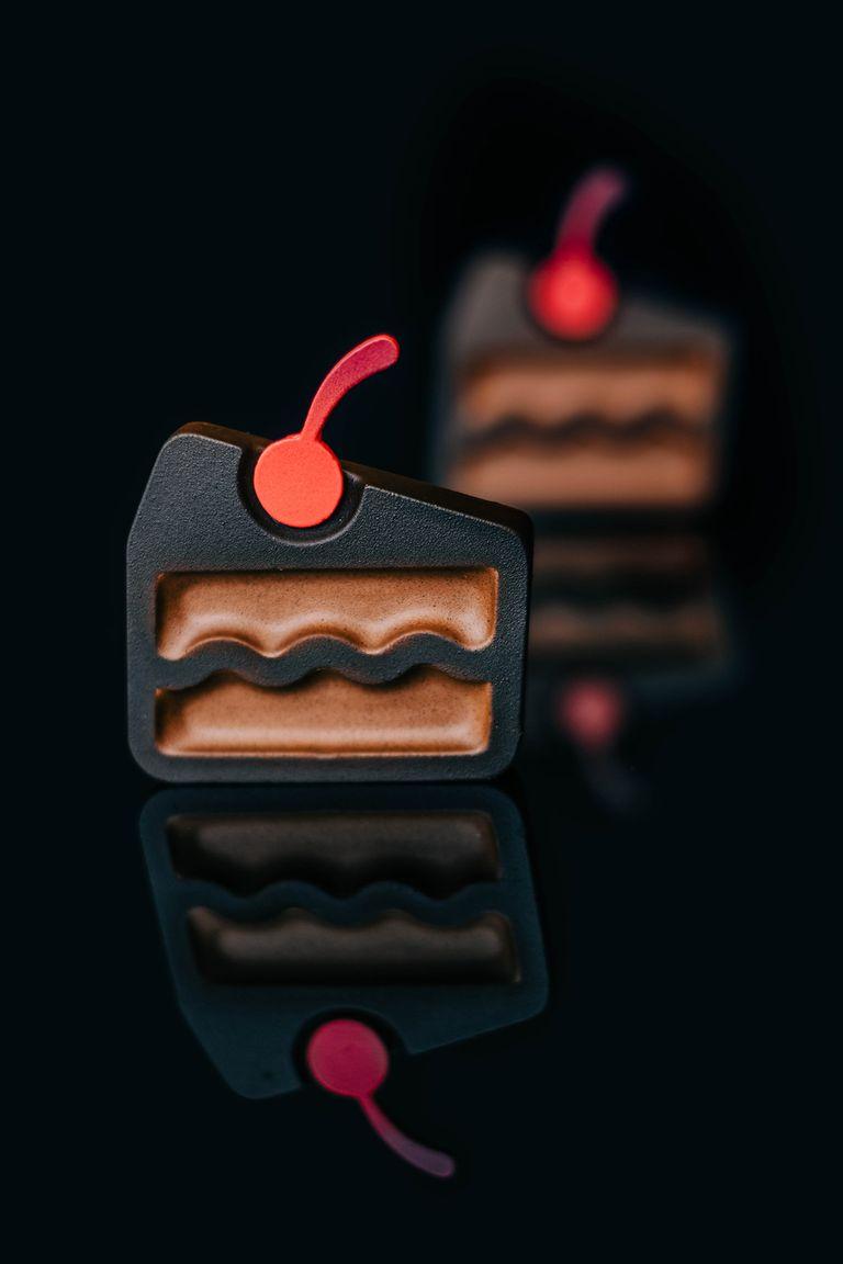 Su homenaje a la torta del diablo