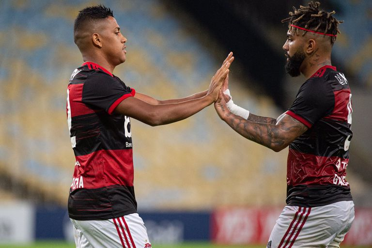 Flamengo: así goleó en el primer partido profesional que se jugó en Sudamérica
