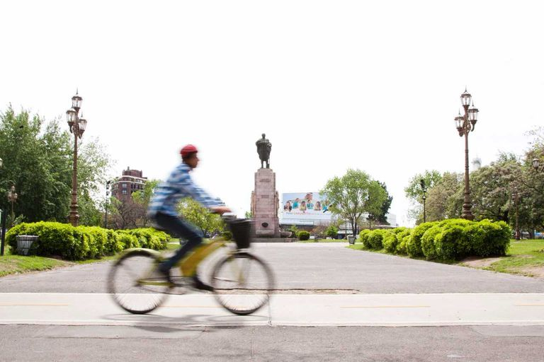 Las bicis actuales se irán reemplazando paulatinamente