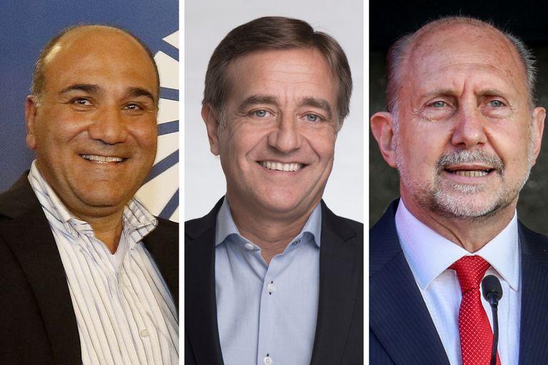 """Tres gobernadores desatan controversia con sus """"candidaturas simbólicas"""""""