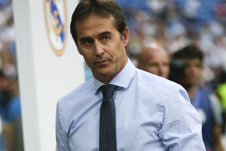 Lopetegui arranca la temporada oficial en el Real Madrid