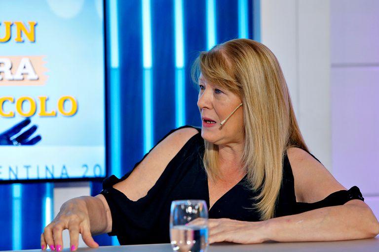 Margarita Stolbizer, líder de GEN, cree que es necesario buscar alternativas a la expropiación de la agroexportadora Vicentin