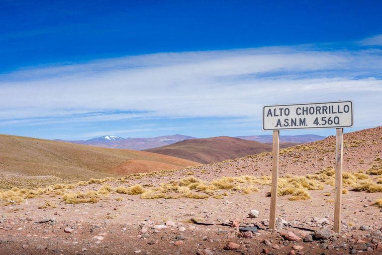 El telescopio estará ubicado a 5000 metros de altura en la localidad de Alto Chorrillo, situada a 300 kilómetros de distancia de la ciudad de Salta