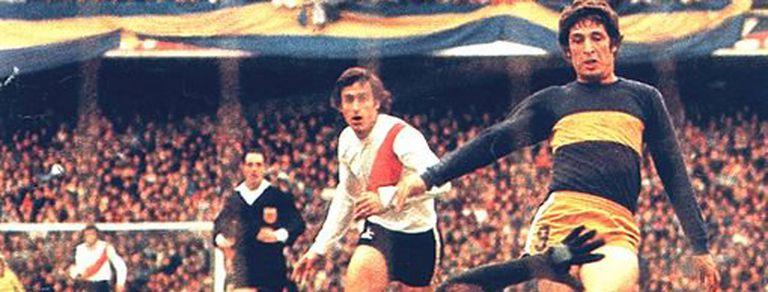 El día en que García Cambón debutó en Boca y le marcó cuatro goles a River