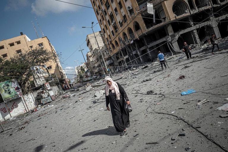 El pasado 10 de mayo, la tensión en las calles se trasladó a la escalada militar.
