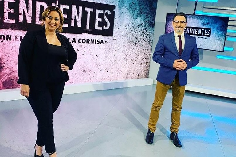 María Julia Olivan y Federico Andahazi regresan esta noche con Pendientes; la periodista, además, desde mañana se pondrá al frente de PM y en el primer programa se entrevistará con Jorge Lanata