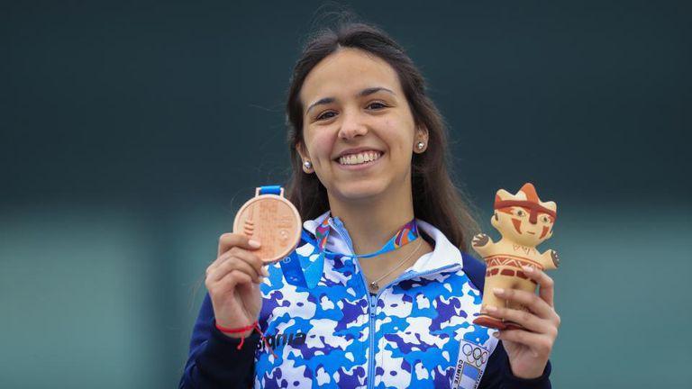 Fernanda Russo ganó la medalla de oro en los Juegos Panamericanos Lima 2019