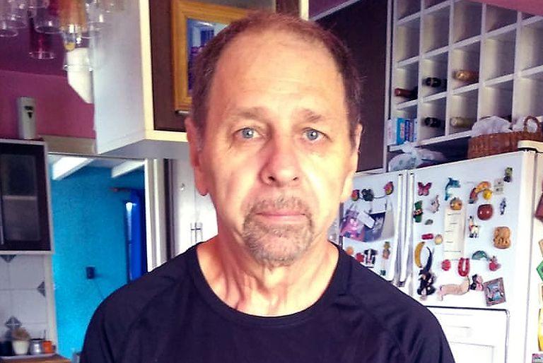 Felipe Gelo, el combatiente de Malvinas que denunció al gobierno porque no le aplicaron la segunda dosis de la vacuna y la necesita antes de inciar un tratamiento de quimioterapia