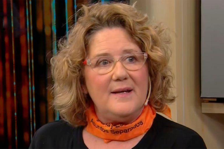 En una entrevista radial, la actriz reveló también que recibió mucha agresión en la calle por su apoyo a la legalización del aborto