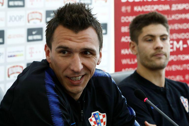 En el campamento de Croacia no hablan de Ucrania y tampoco de Cristiano Ronaldo