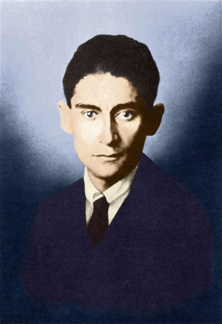 Franz Kafka. La estética de la paradoja y la imposibilidad