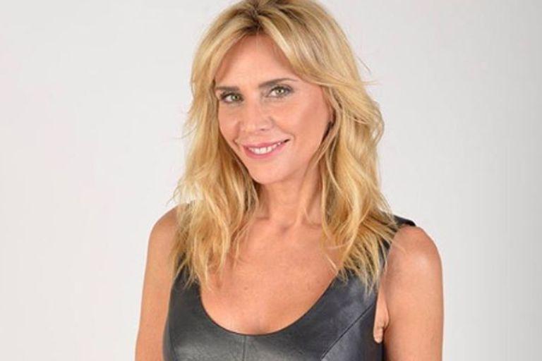 Adriana Salonia compuso a Nené, la mala de la telenovela