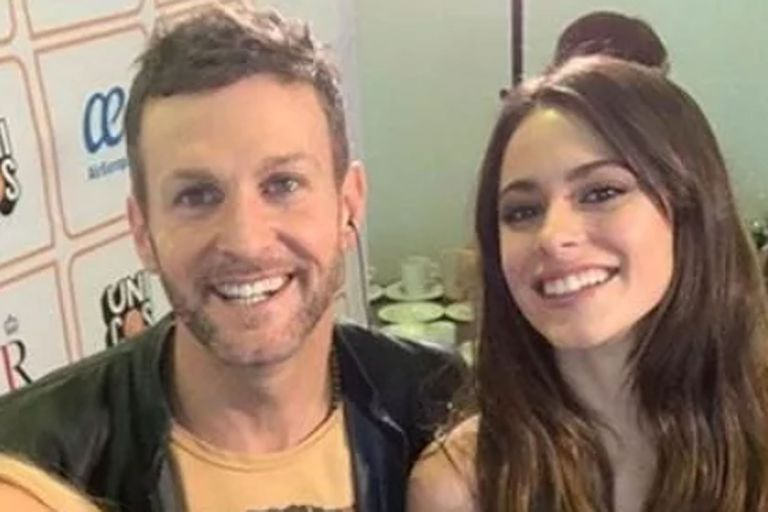 La cantante volvió a referirse a la incómoda situación que vivió con Axel en el Festival Únicos de España