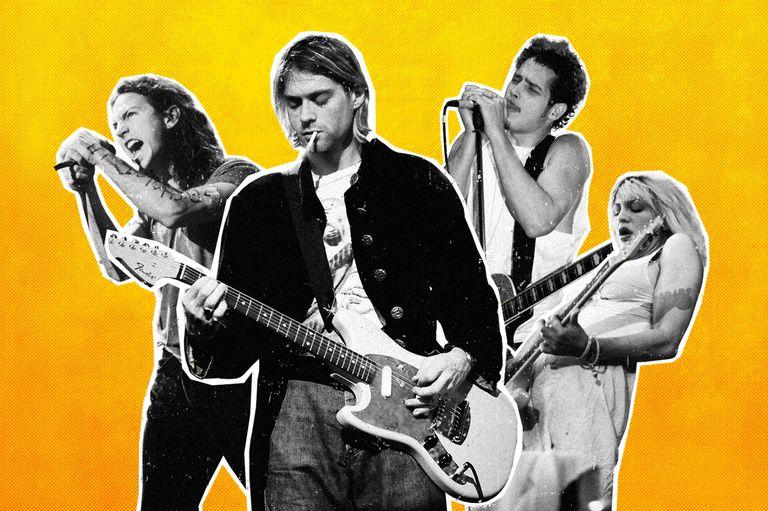 De Nirvana y Soundgarden a los Melvins, una selección rabiosa de la escena de inadaptados que revitalizó el rock