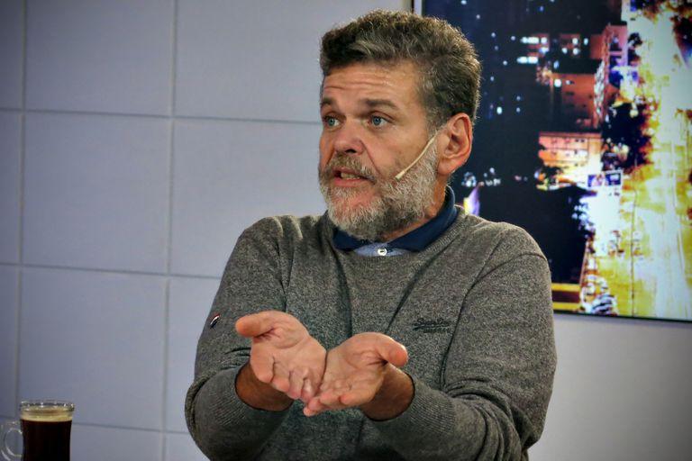 Alfredo Casero se burló de las aspiraciones políticas de Marcelo Tinelli