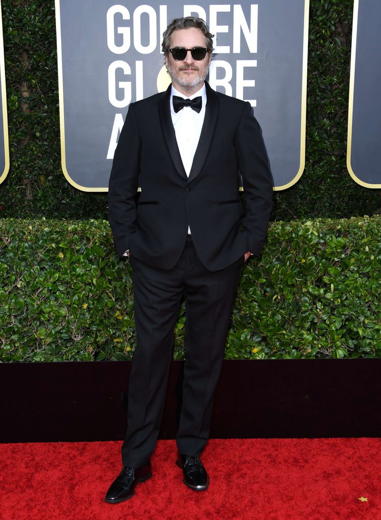 Joaquin Phoenix, ganador Globo de Oro por su trabajo en Guasón