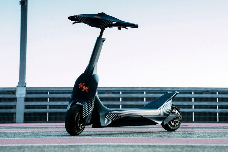 A 100 km/h: este es eSkootr S1X, el scooter eléctrico de competición de Segway
