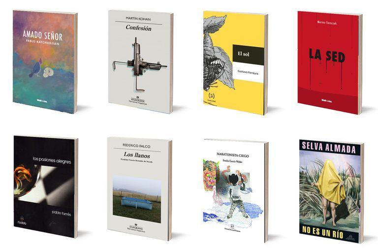 Ocho de las diez novelas semifinalistas de la segunda edición del premio coorganizado por Fundación Medifé y Filba