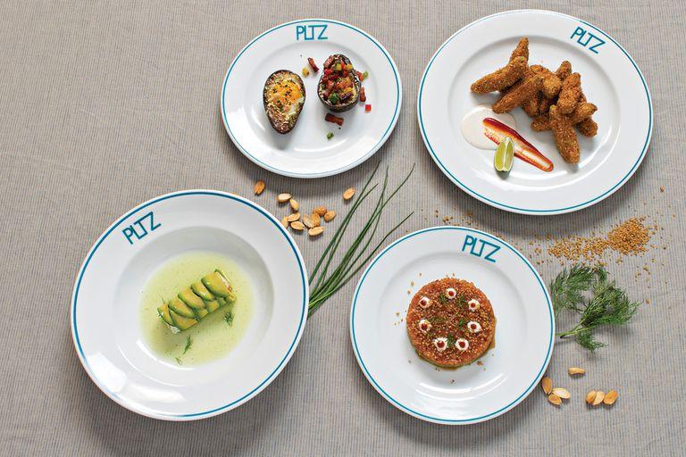 Platos con palta, según el chef Martín Arrieta