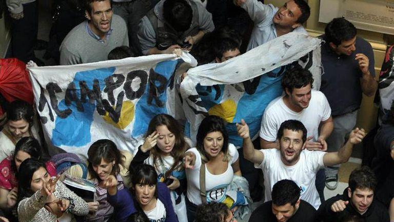 """Una exmilitante denunció acoso en La Cámpora: """"Nadie pidió perdón"""""""