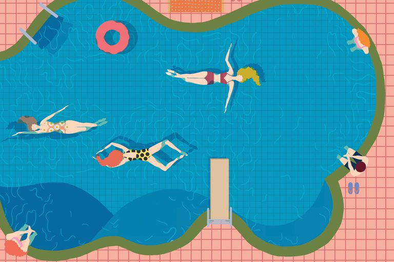 La natación es la actividad perfecta para entrenar cuerpo, mente y emociones.