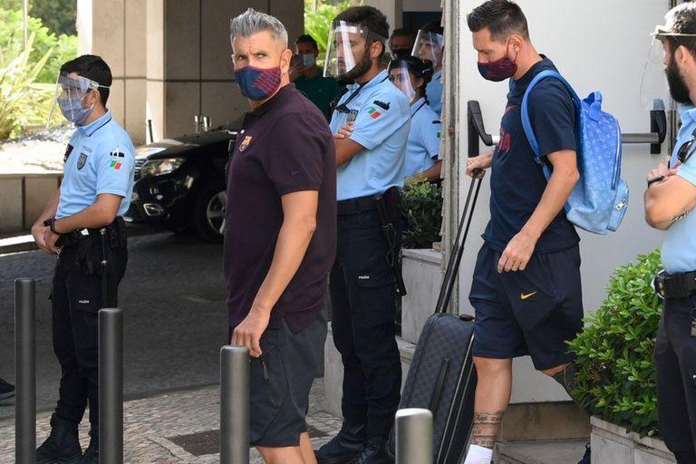 Barcelona: la salida inminente de Setién y Messi otra vez en el radar de Inter