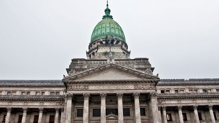 La Biblioteca del Congreso encuentra su lugar en el mundo