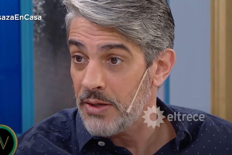 "Pablo Echarri hizo una fuerte autocrítica en la mesaza de Juana Viale: ""He aprendido"""