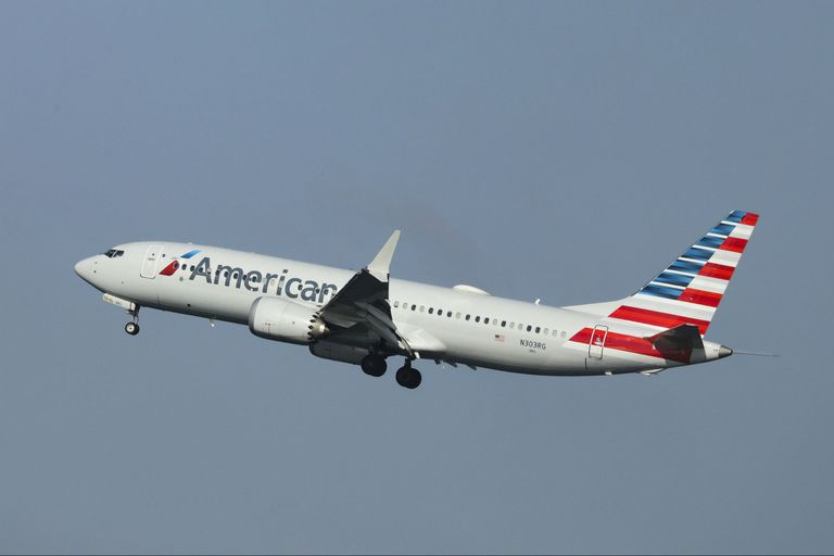 Es el modelo más nuevo del 737, la aeronave más vendida de Boeing