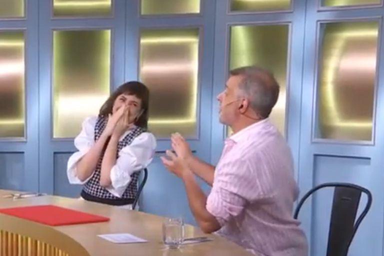 El gran premio de la cocina: un comentario de Petersen descolocó a Ximena Sáenz
