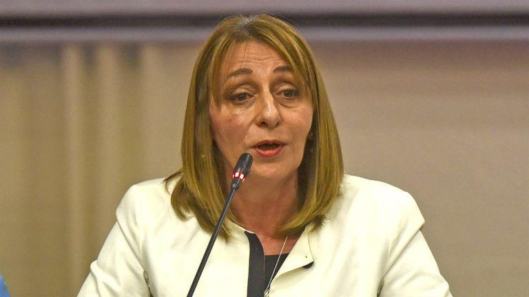 La nueva reforma permitirá que el procurador conserve el poder que tenía Alejandra Gils Carbó.