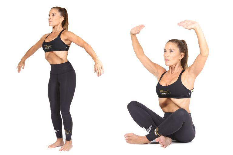Los ejercicios hipopresivos ayudan a tener un abdomen y una espalda saludable