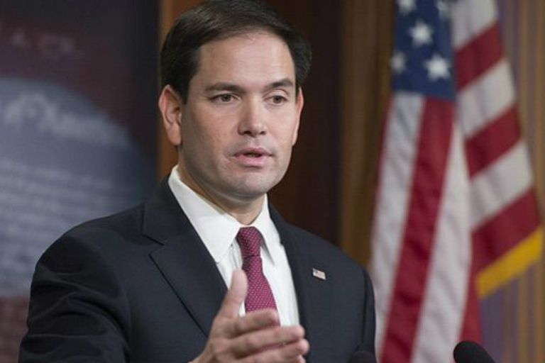 Marco Rubio aseguró que utilizará su influencia en el Congreso para tratar de bloquear las medidas del presidente Obama
