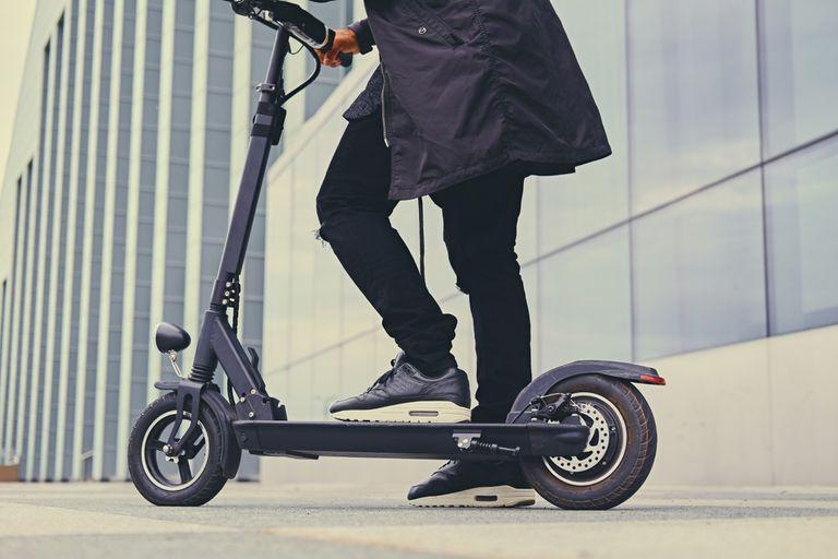 Los monopatines eléctricos son las nuevas bicicletas