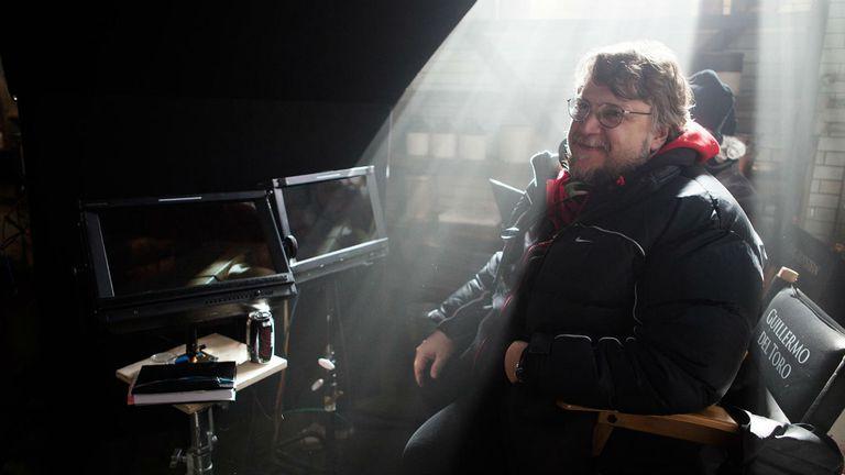 Guillermo del Toro, mejor director por La forma del agua