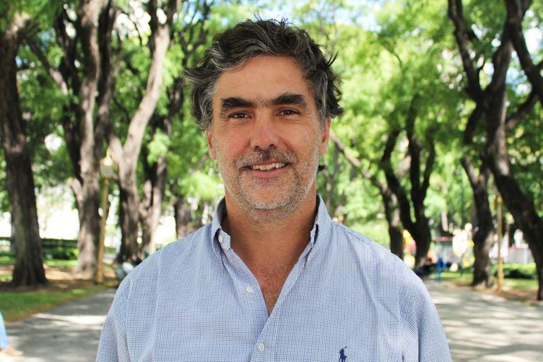 Matías Corradi, de FieldView