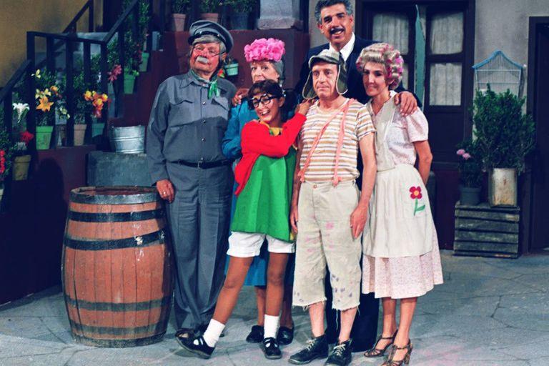 Varios de los actores de El Chavo del 8 terminaron distanciados de Chespirito