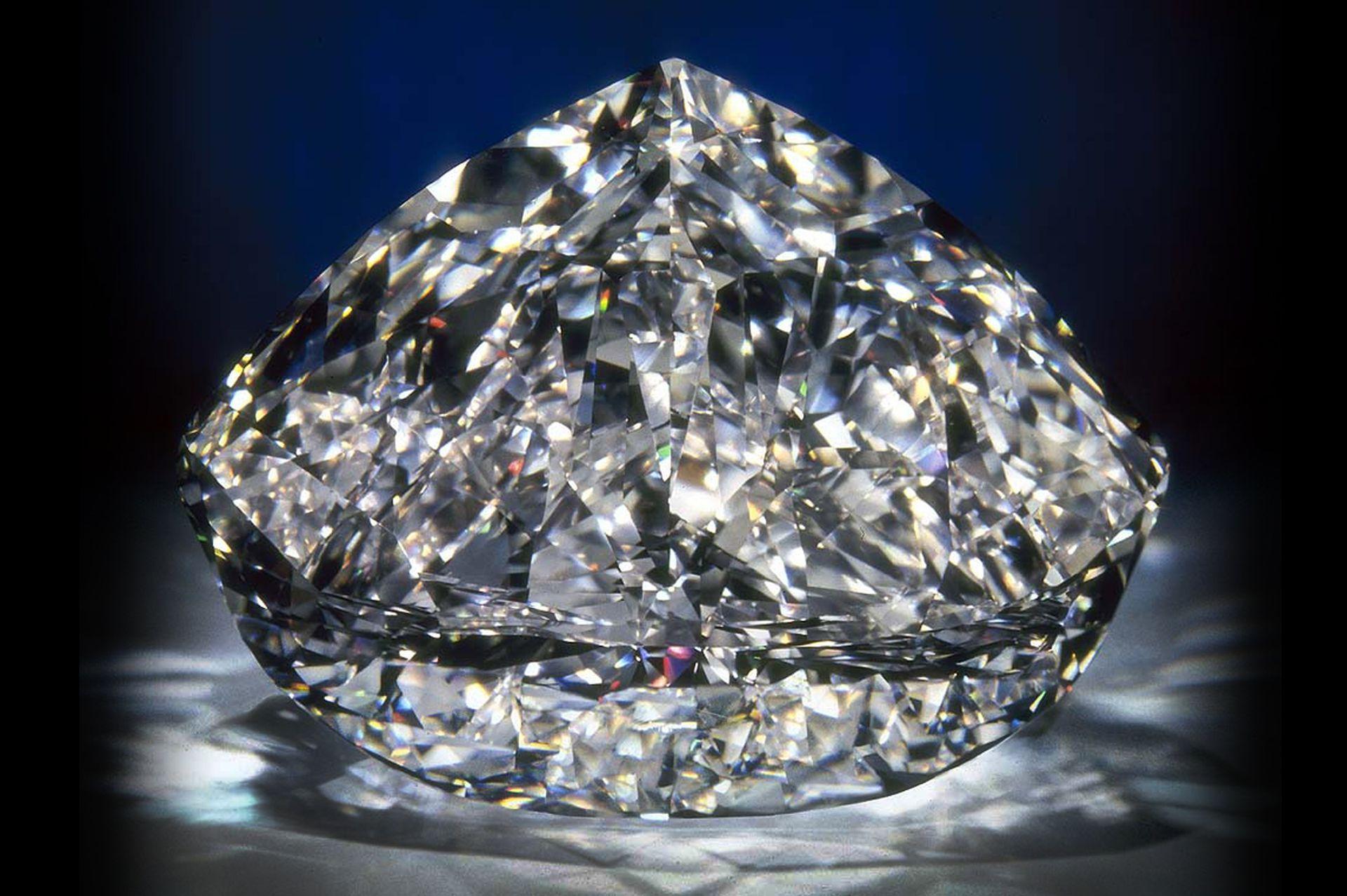 El diamante Centenario.