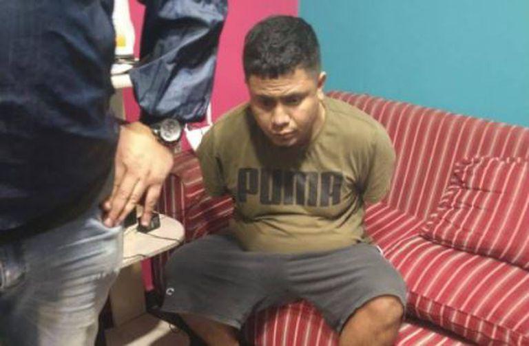 Sonrisa, uno de los laderos de Dumbo, fue detenido por la Policía Federal