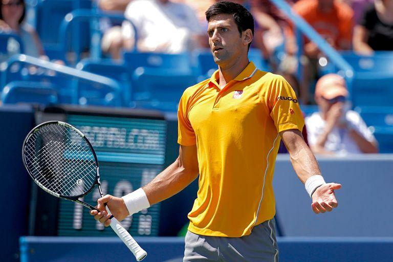 Nole Djokovic sigue en busca del único Masters 1000 que le falta