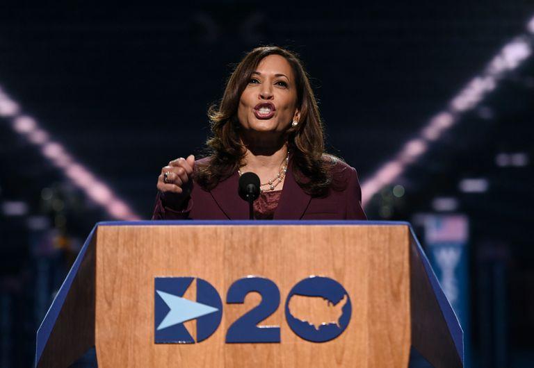 Tras ser nominada formalmente, la senadora buscará la vicepresidencia como compañera de fórmula de Joe Biden