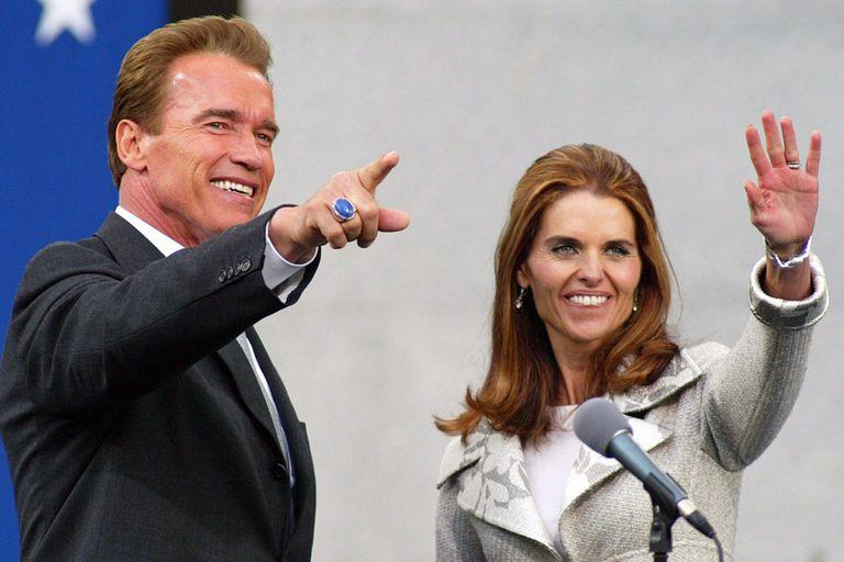Arnold y Maria parecían la pareja perfecta, pero...