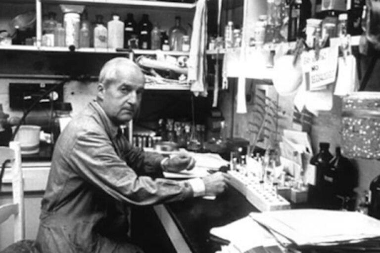 Luis Federico Leloir recibió el Premio Nobel de Química en 1970.