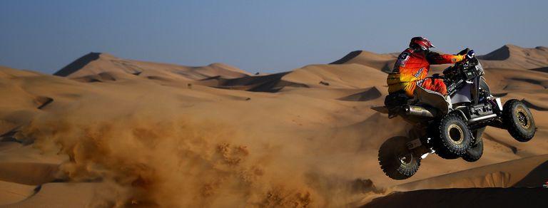 ¡Rugen los motores! Las mejores fotos de la etapa 2 del Rally Dakar 2021