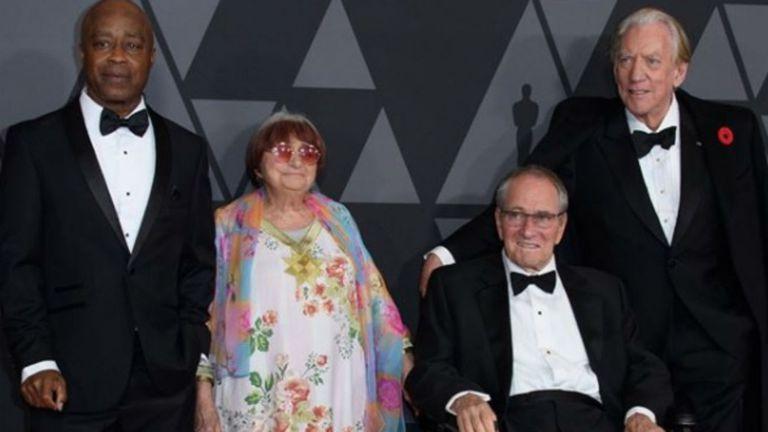Los cuatro artistas premiados