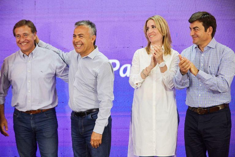 El mendocino Alfredo Cornejo será uno de los nuevos referentes opositores en Diputados