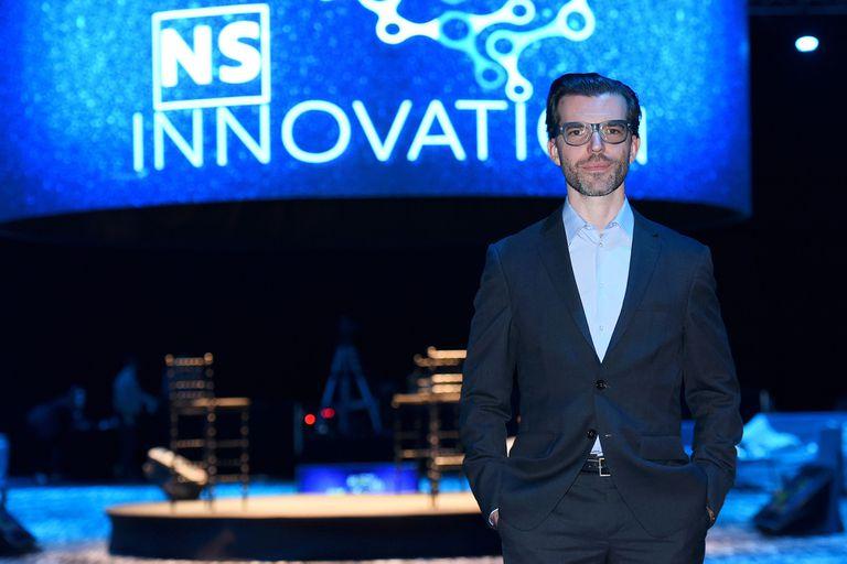 Andrija Javor, neurólogo y director asociado de Biogen
