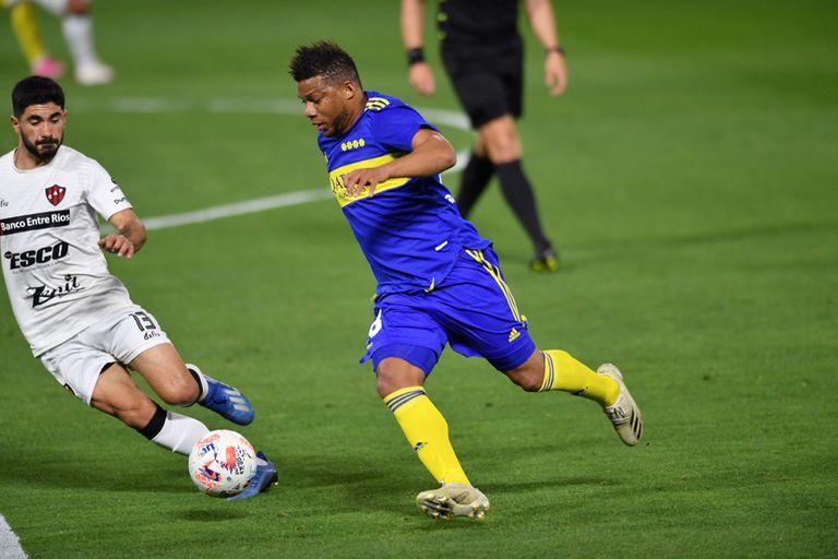 Boca vs Patronato. 21/08/21
